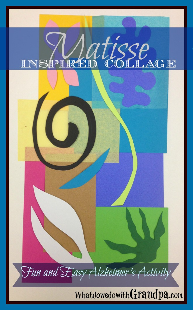 Matisse Collage Project
