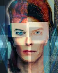 Rex Ray David Bowie Poster